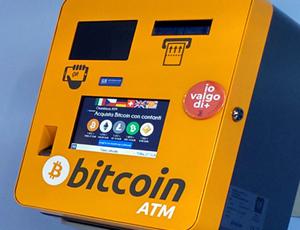 ATM Bitcoin e Criptovalute Milano