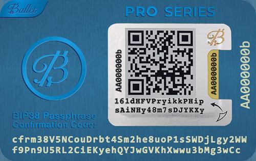 Wallet Ballet Crypto (PRO)